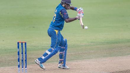 Jehan Daniel's 53 against Pakistan
