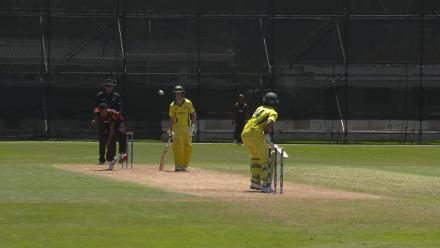 Post-match round-up: Australia U19s beat PNG U19s