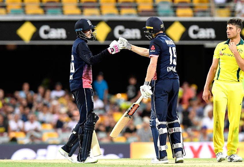 Root and Woakes finished the job