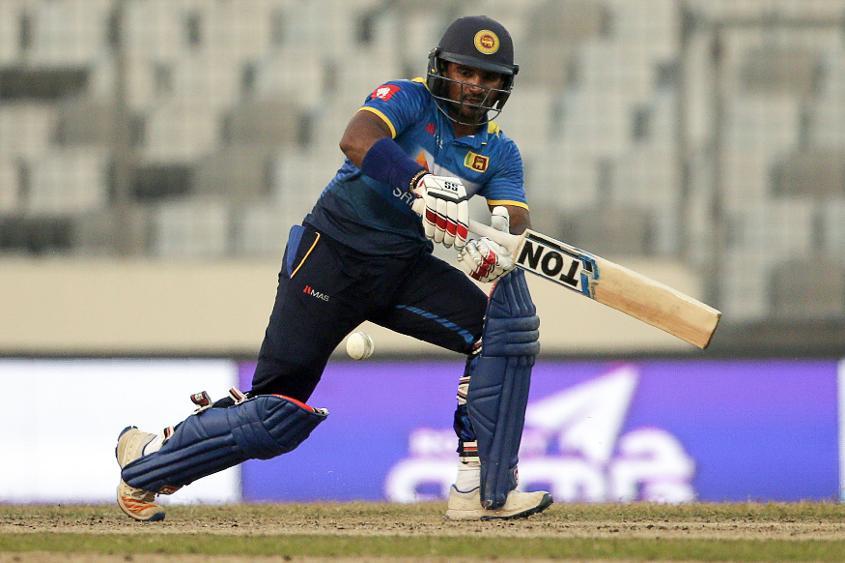 Kusal Perera top-scored for Sri Lanka with 49