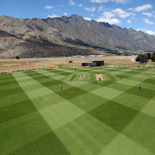 John Davies Oval, Queenstown, New Zealand