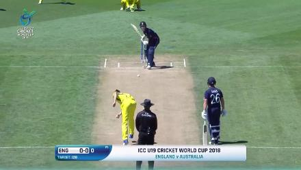 Match Highlights: Pope's 8/35 spins Australia to a 31 win against England