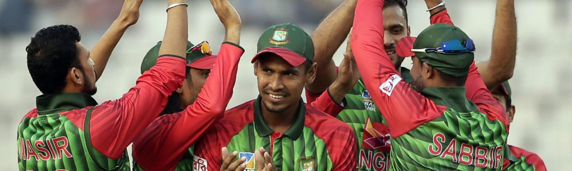 Bangladesh celebrate victory over Zimbabwe.jpg