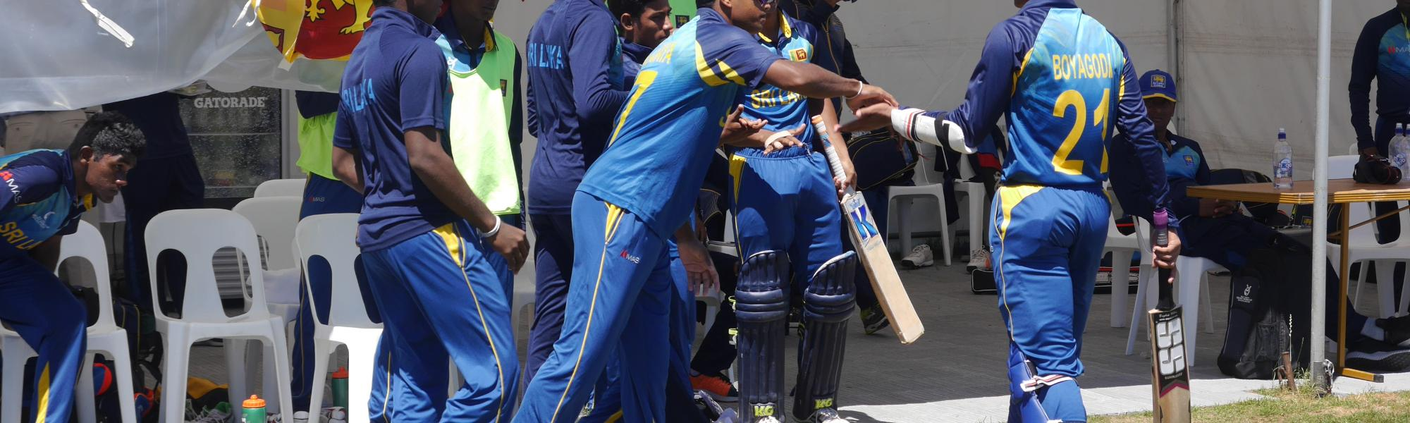 Boyagoda makes highest-ever U19 ODI score as Sri Lanka smash