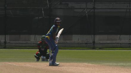 Kamindu Mendis hits a rapid 53 off 21 against Kenya