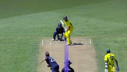 Will Jacks bowling highlights against Australia at U19CWC