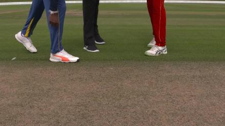 Sri Lanka win toss and will bowl first against Zimbabwe