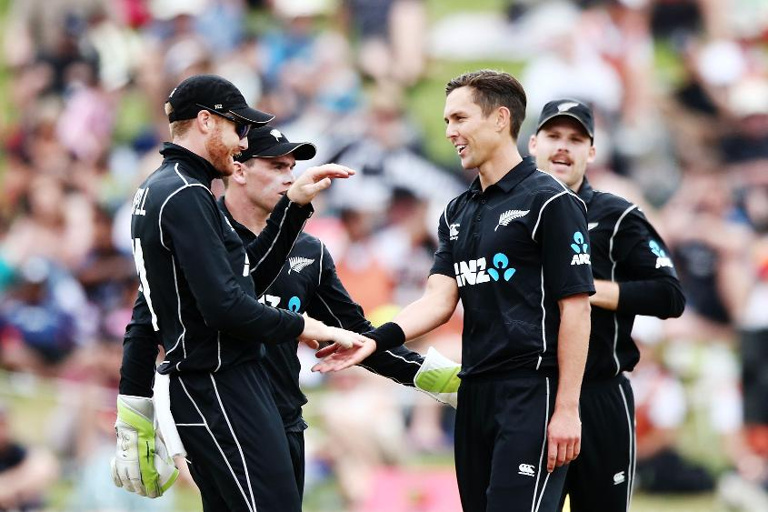 Trent Boult is set to return following a rest