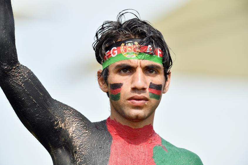 Afghanistan's very own superfan