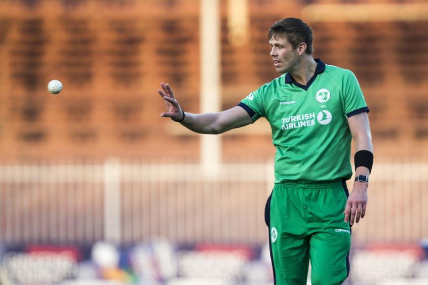 Boyd Rankin will spearhead Ireland's attack