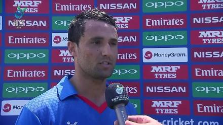 Baheer Shah stars as Afghanistan finish on 309/6 against New Zealand