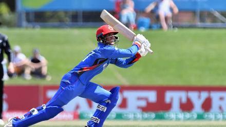 U19CWC POTD - Azmatullah hits a giant six