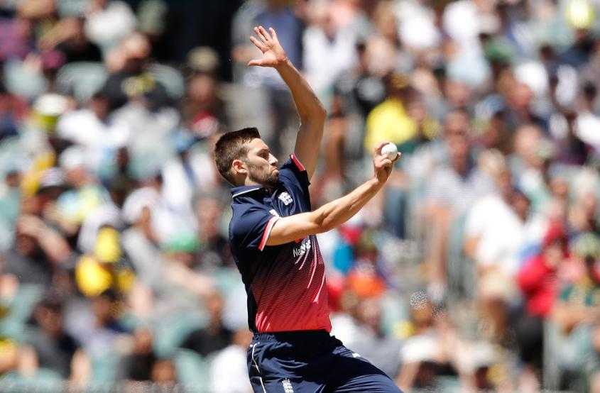Mark Wood, England's fastest bowler, is fit and firing