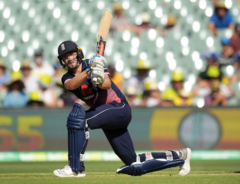 Chris Woakes exhibited his all-round prowess with a fine knock