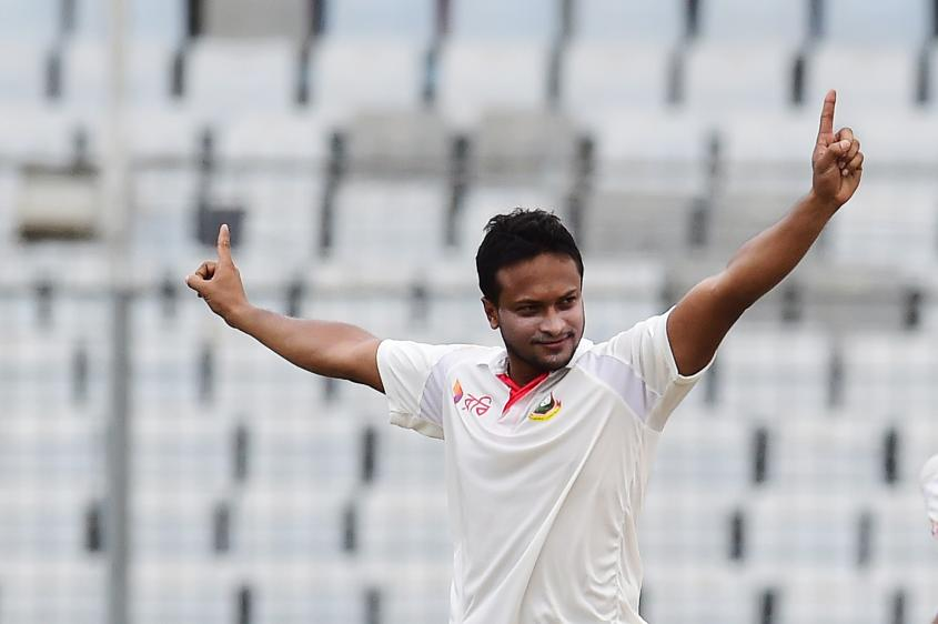 Shakib Al Hasan returns to the Test squad