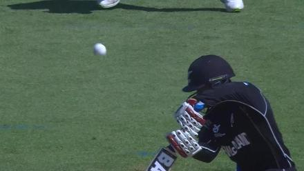 Gerald Coetzee's 5/32 against New Zealand at U19CWC