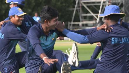 Kamindu Mendis confident of Plate Final victory