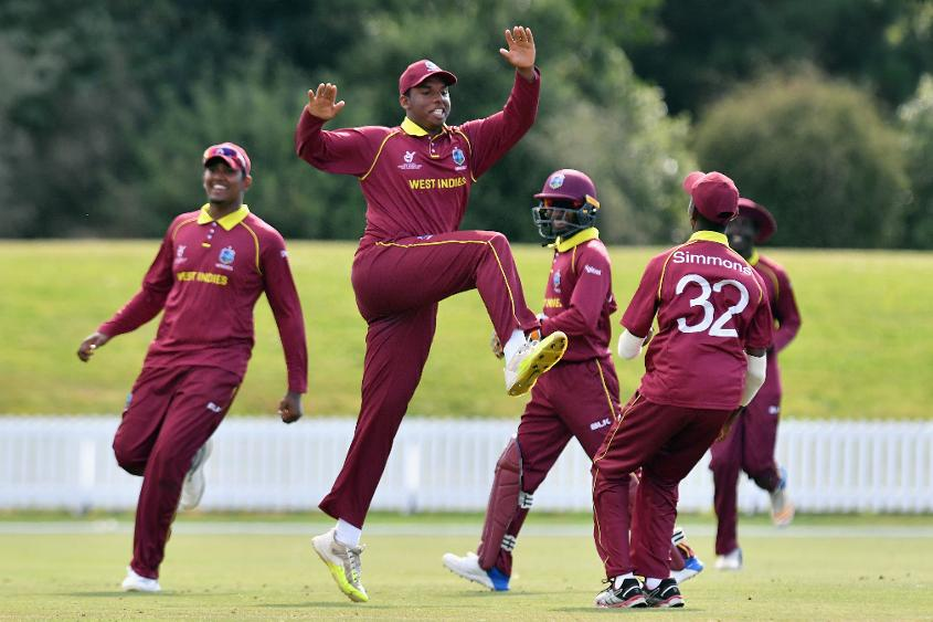 Dejection turned to jubilation for West Indies in the last 10 overs