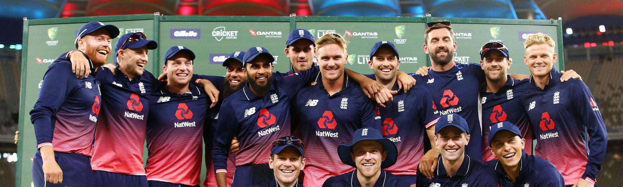 England beat Australia 4-1
