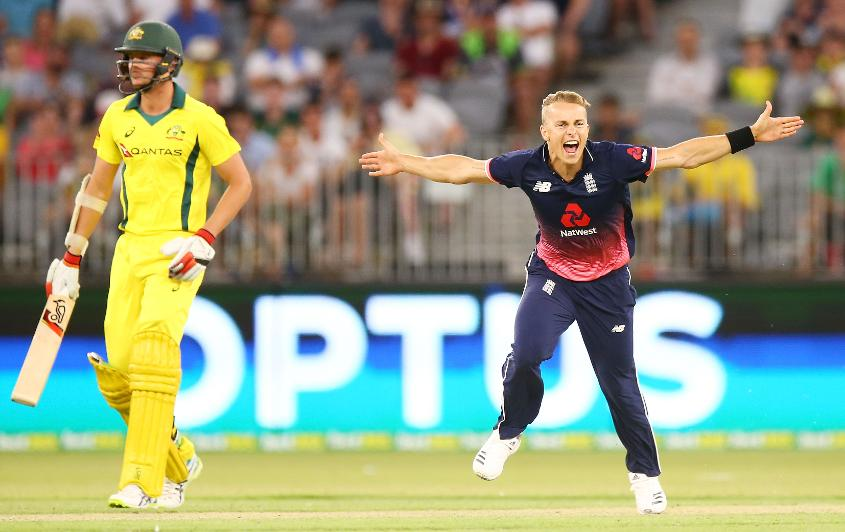 Tom Curran's reverse swing clinched the game for England