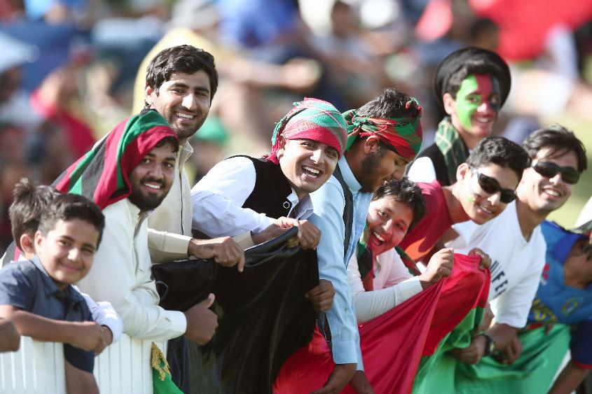 Afghan fans have added such life, colour and passion to the U19CWC