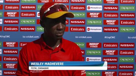 Post-match round-up from Zimbabwe's win over Canada