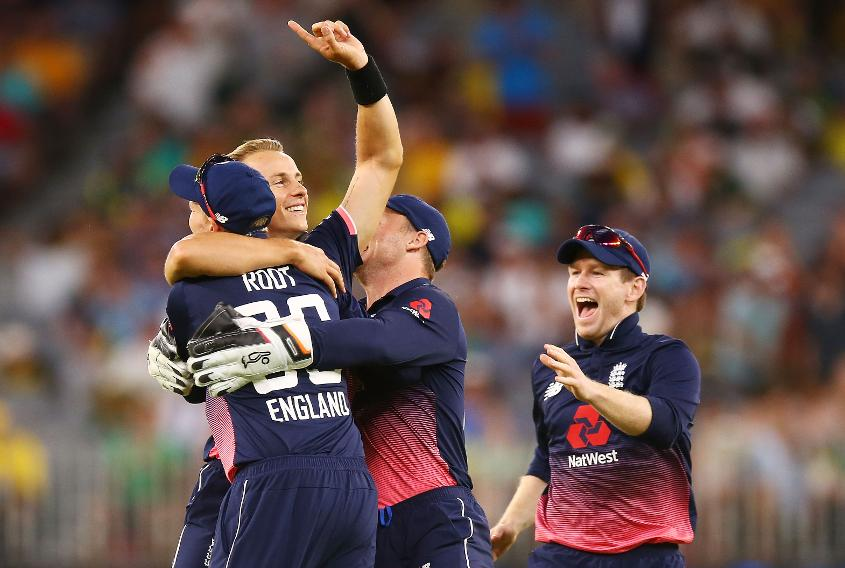 Tom Curran's maiden five-wicket haul in ODI cricket sealed the game in Perth