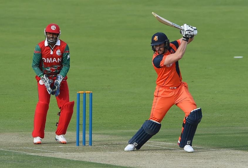 Dutch wicket-keeper batsman, Wesley Barresi
