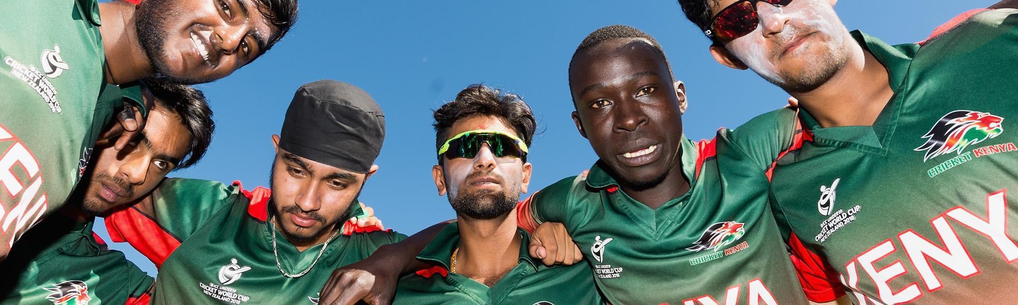Kenya U19 side