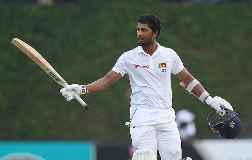 Dinesh Chandimal comes into the series in good form