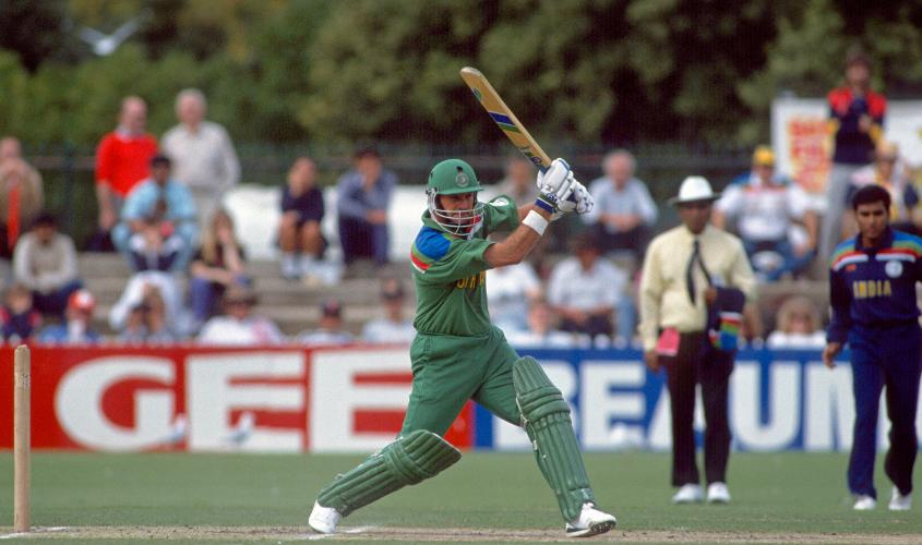 1992: Peter Kirsten was Player of the Match in the sides' first ever World Cup meeting
