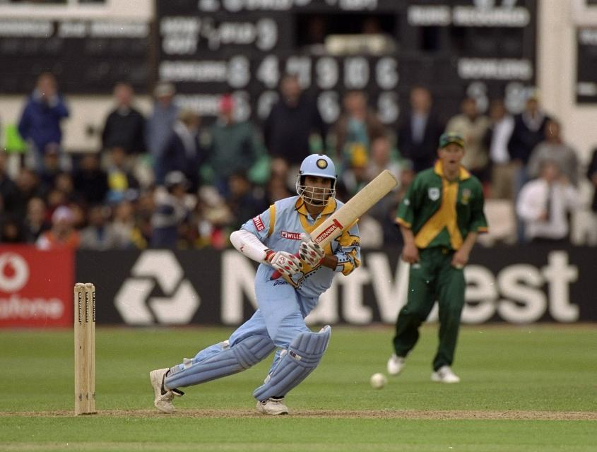 India vs south africa in 1999 Cricket World Cup