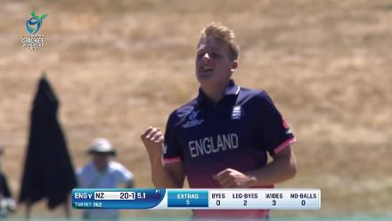 Match Highlights: England overcome hosts New Zealand to claim 7th place