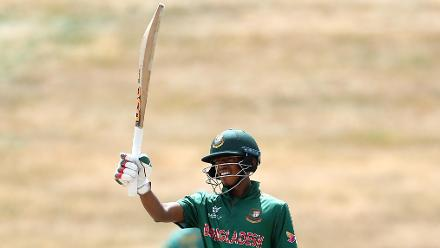 ICC U19 CWC 2018 - 5th Placed Play Off - South Africa v Bangladesh