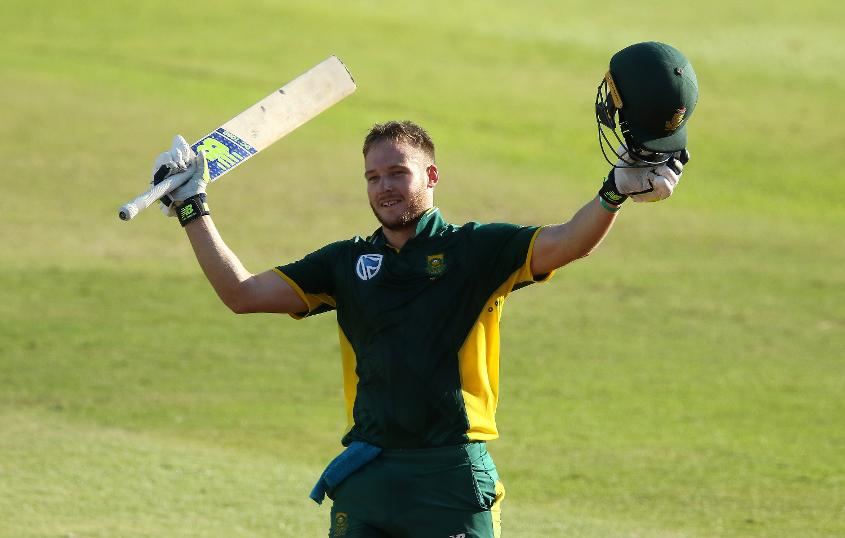 David Miller and Faf du Plessis both scored centuries last time South Africa played an ODI at Kingsmead exactly a year ago