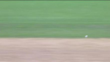 Qazi Onik caught in the covers for 13 against South Africa
