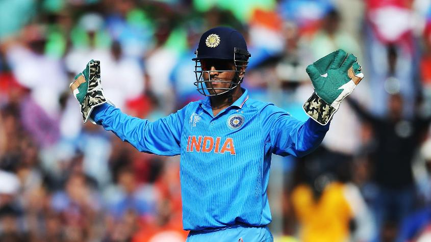 2015 was Dhoni's most fruitful tournament behind the stumps