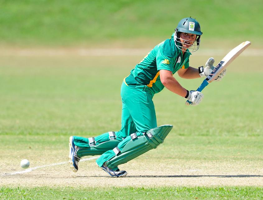 Quinton de Kock emerged as a formidable talent
