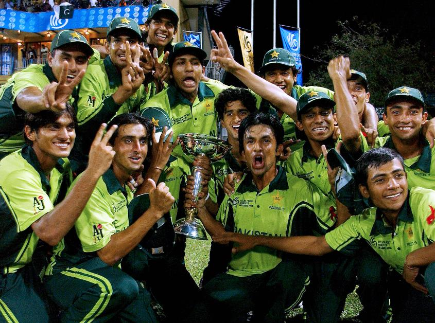 Pakistan defeated India in a low-scoring final