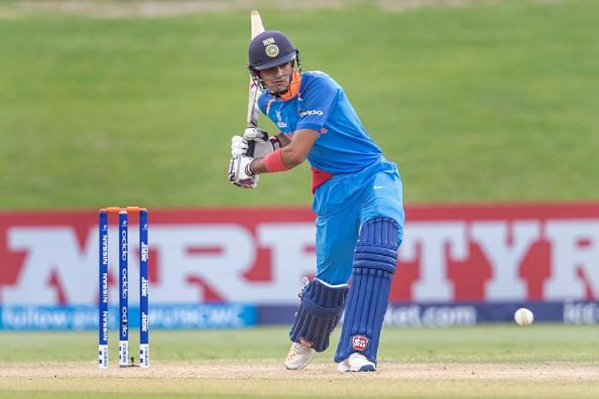 India's Shubman Gill averages 171 with the bat