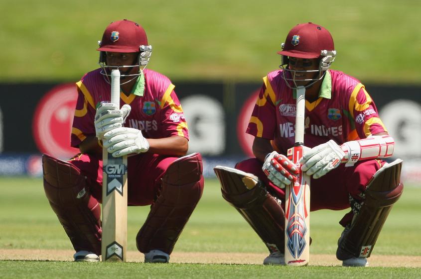 Shane Dowrich and Kraigg Brathwaite both went on to represent West Indies at senior level