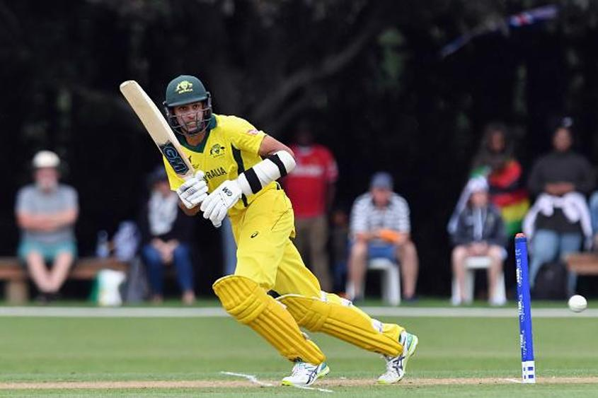 Jason Sangha is Australia's most prolific run scorer in the tournament with 216 runs from 5 matches