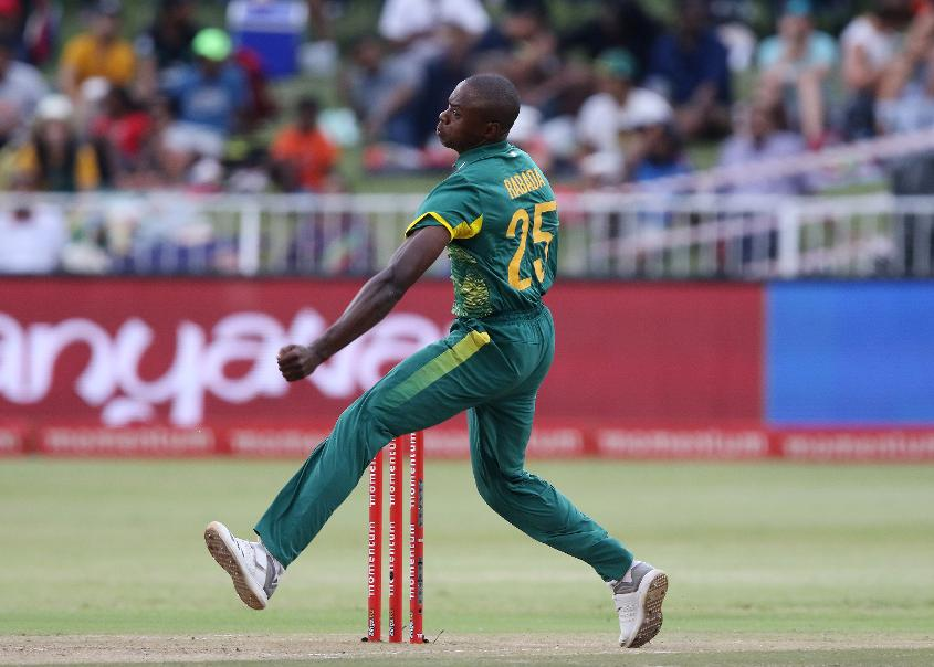 Kagiso Rabada has taken 77 wickets in 44 ODIs at an average of 26.77