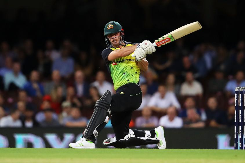 Chris Lynn brought his excellent Big Bash form onto the international stage