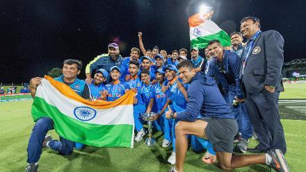 India U19 World Champions