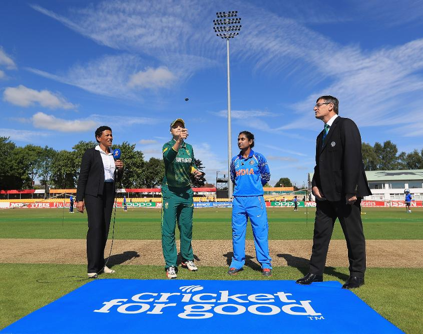Dane van Niekerk and Mithali Raj faced each other at the 2017 Women's World Cup, with South Africa winning by 115 runs