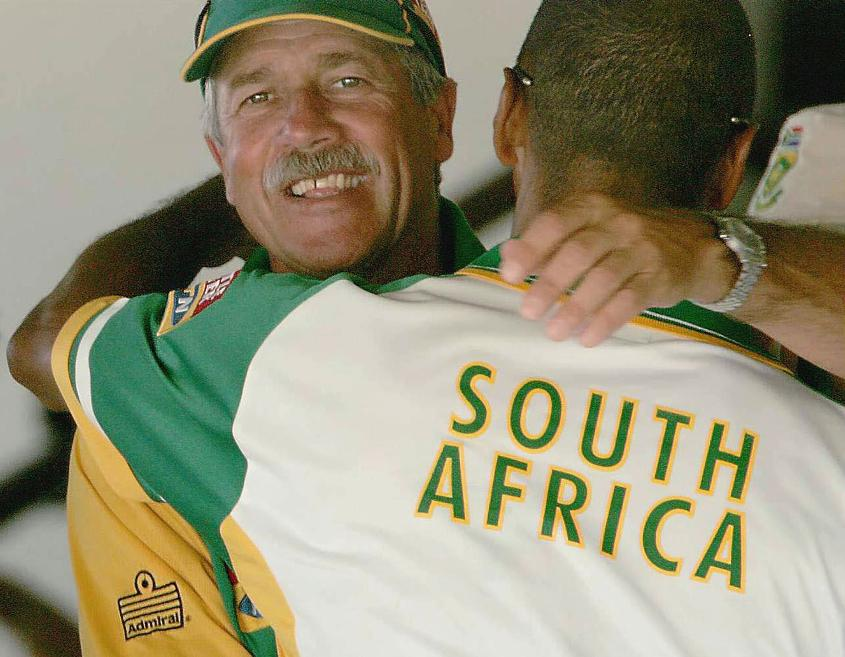 Ray Jennings has been a familiar face in South African cricket for some time