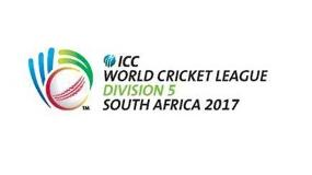 ICC World Cricket League: Division 5