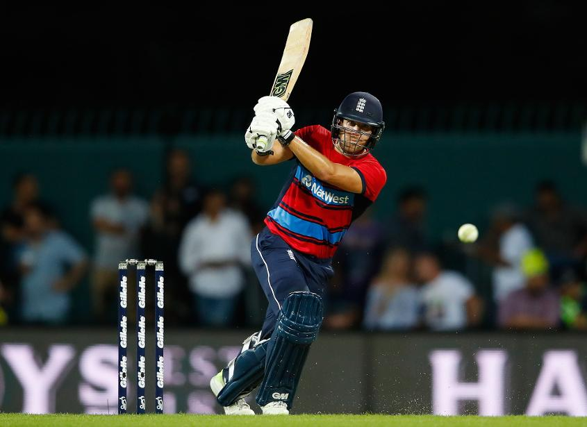 Dawid Malan smoked five fours and two sixes during his 36-ball 50