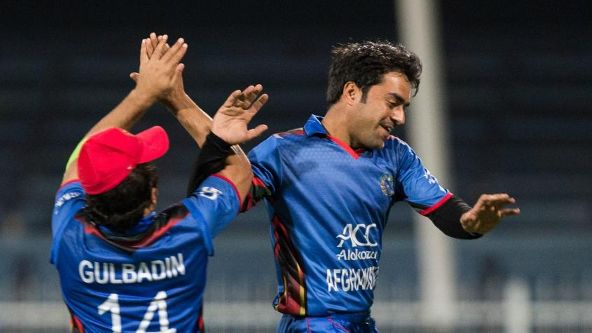 Rashid Khan last turned out in an ODI back in December 2017, against Ireland in Sharjah.
